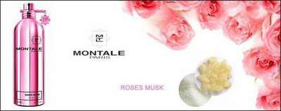 Perfume Montale Rose Musk: reviews, flavor description, photos