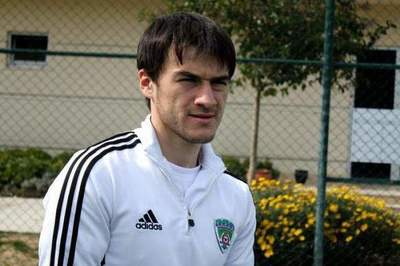 Rizwan Utsiev: Career Russian football player (defender of the club