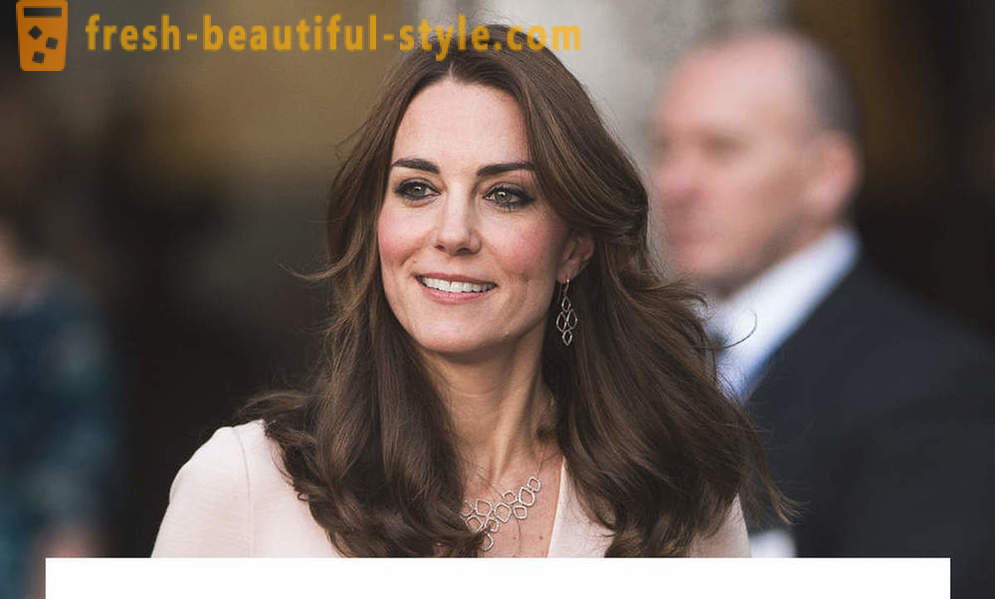 In a large family: Maternity tips from Kate Middleton