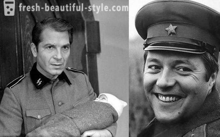 Who voiced the famous Soviet film characters
