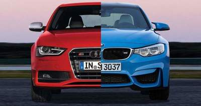 Confrontation BMW and Audi continues on Twitter