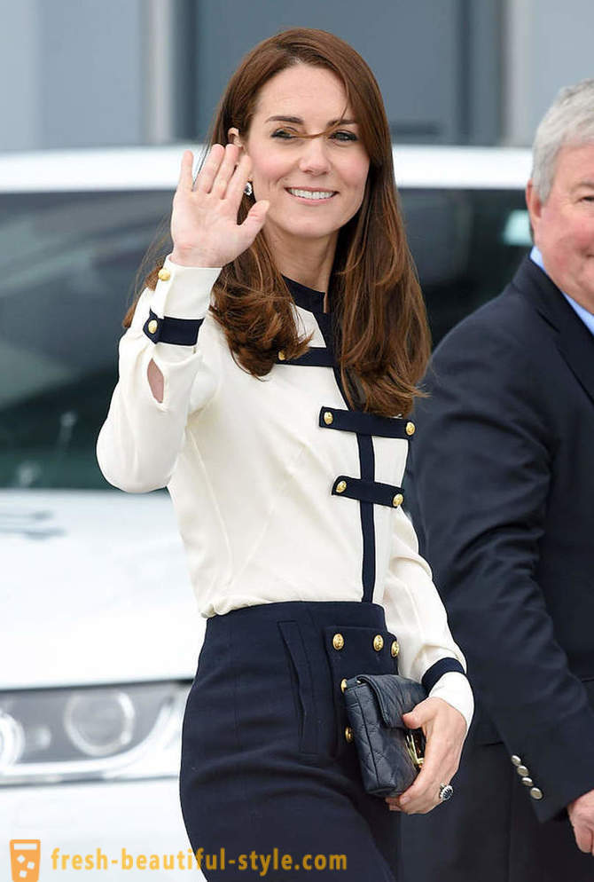 The main rules of Kate Middleton's style