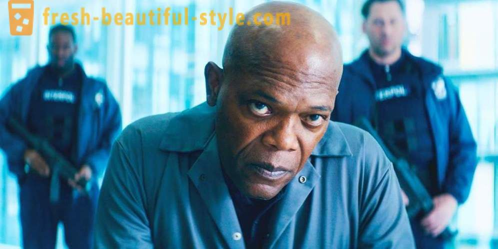 Samuel L. Jackson about his new movie
