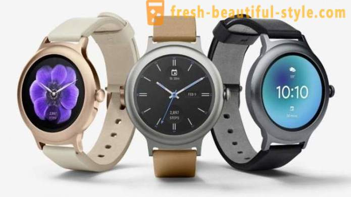 Watch a new generation of LG Watch Style for everyone, on every day, and the case