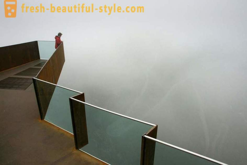 9 dizzying places in the world for those who are not afraid of heights