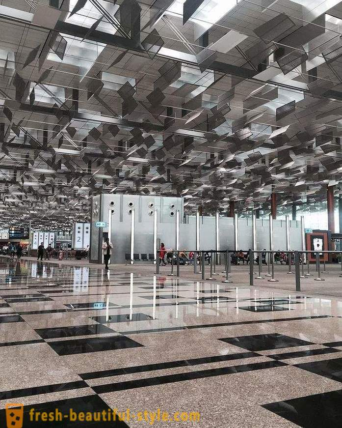 Where is the best airport in the world?