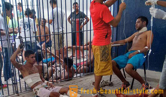 How does Brazil's most dangerous prison