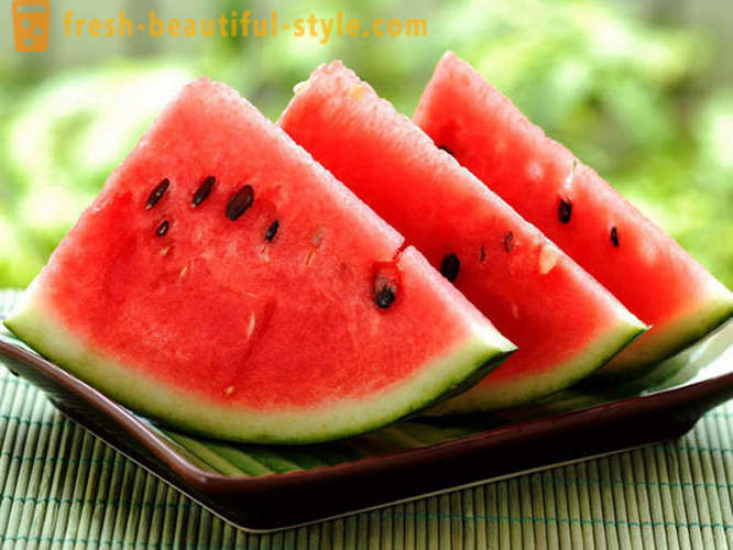 12 fragrant and juicy facts about watermelon