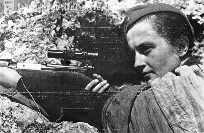 7 of the best snipers in the history of world wars,