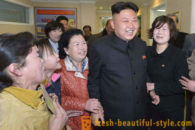 A favorite of women from North Korea
