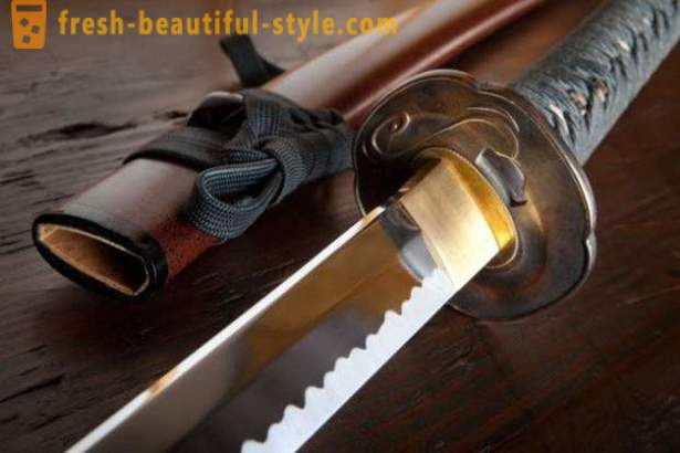 12 most famous swords, which are composed legends