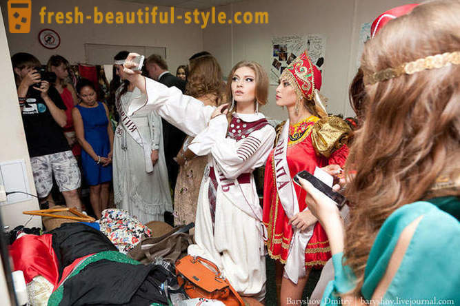 Final of Miss Volga 2013