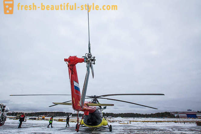 Our domestic Mi-8 - the most popular helicopter in the world
