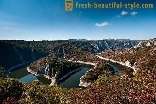 9 most scenic gorges of the world