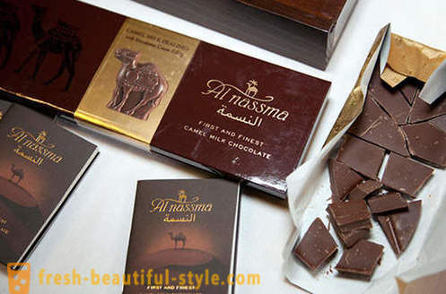 10 brands of chocolate with the most unusual flavors