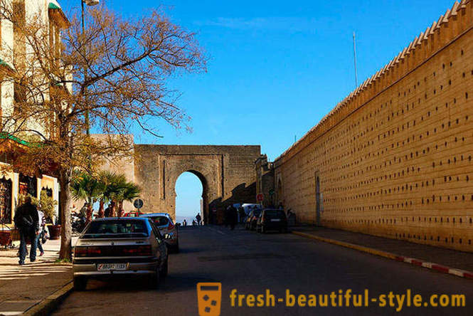 Fez - the oldest of the imperial cities of Morocco