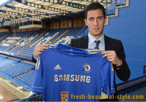 The biggest transfer of the summer 2012