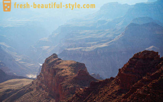 Grand Canyon in the US