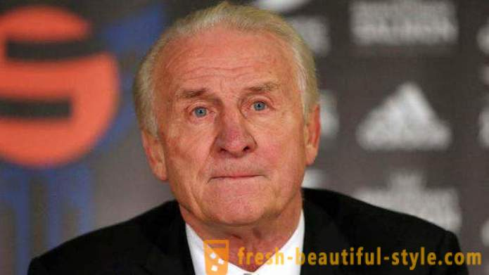 Giovanni Trapattoni - an Italian football player and coach: a biography, sports career, interesting facts