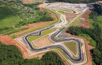 Russia racing tracks. Speedway. Motorsport in Russia