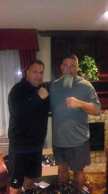 Tank Abbott: shocking MMA fighter