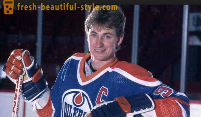 Hockey player Wayne Gretzky: biography, personal life, sports career