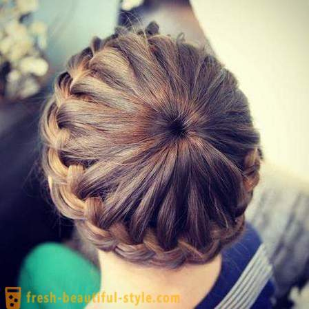 Hairstyles for girls 10 years old in school