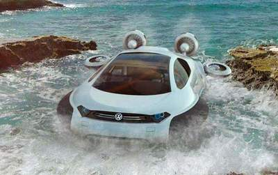 Hovercraft. Specifications and photos