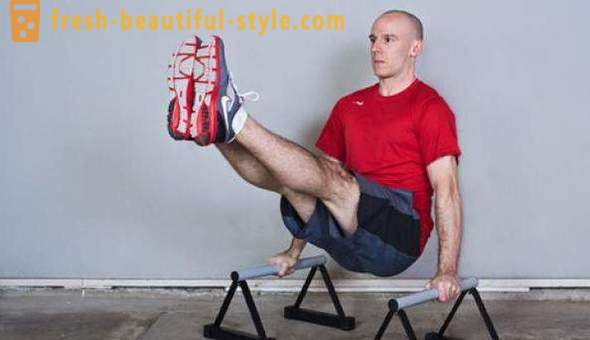 Static and dynamic exercise. Static exercises for belly slimming