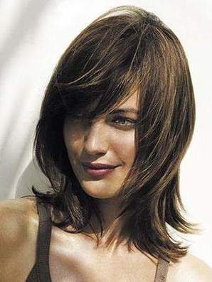 Hairstyles for shoulder-length hair. Evening hairstyles