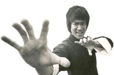 Bruce Lee training: techniques and methods