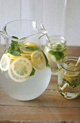 Water with lemon for weight loss: recipes and reviews
