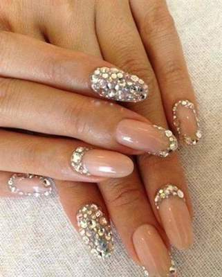 Making the perfect wedding nails design