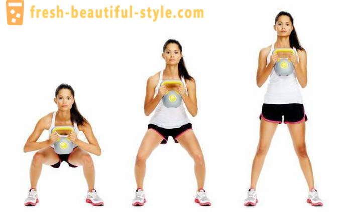 How to get rid of cellulite on legs? Exercises for the legs of cellulite