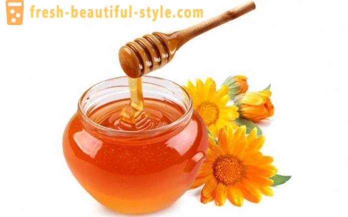 Honey wrap: slimming and anti-cellulite