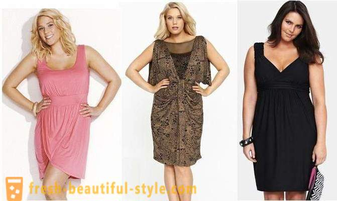 The most attractive evening dresses for ladies full